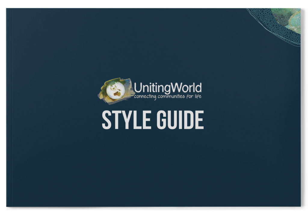 Uniting World style guide