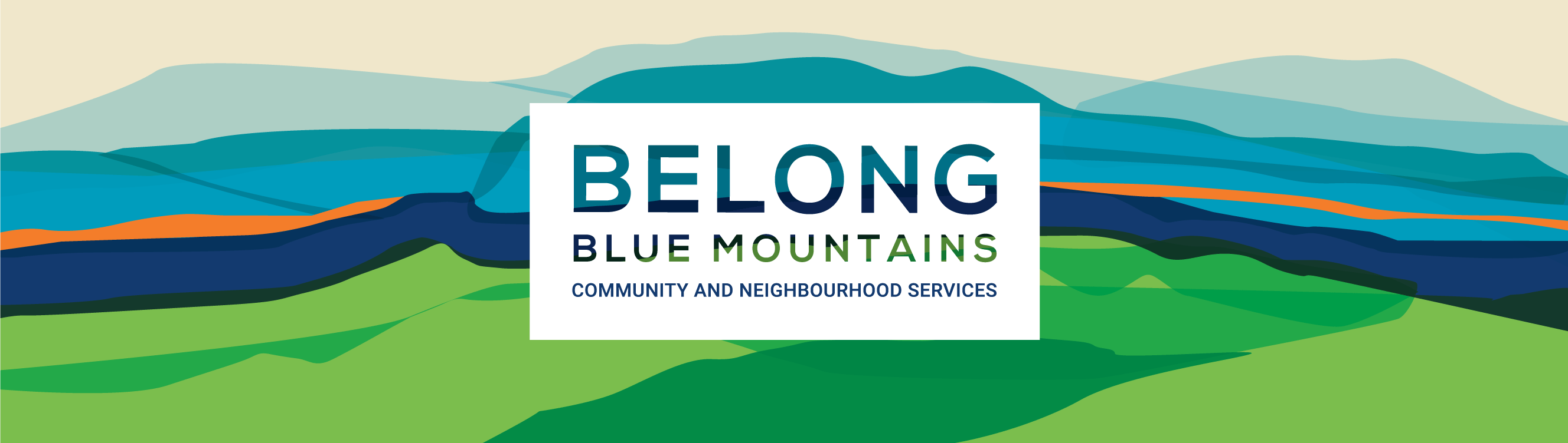 Belong Blue Mountains logo