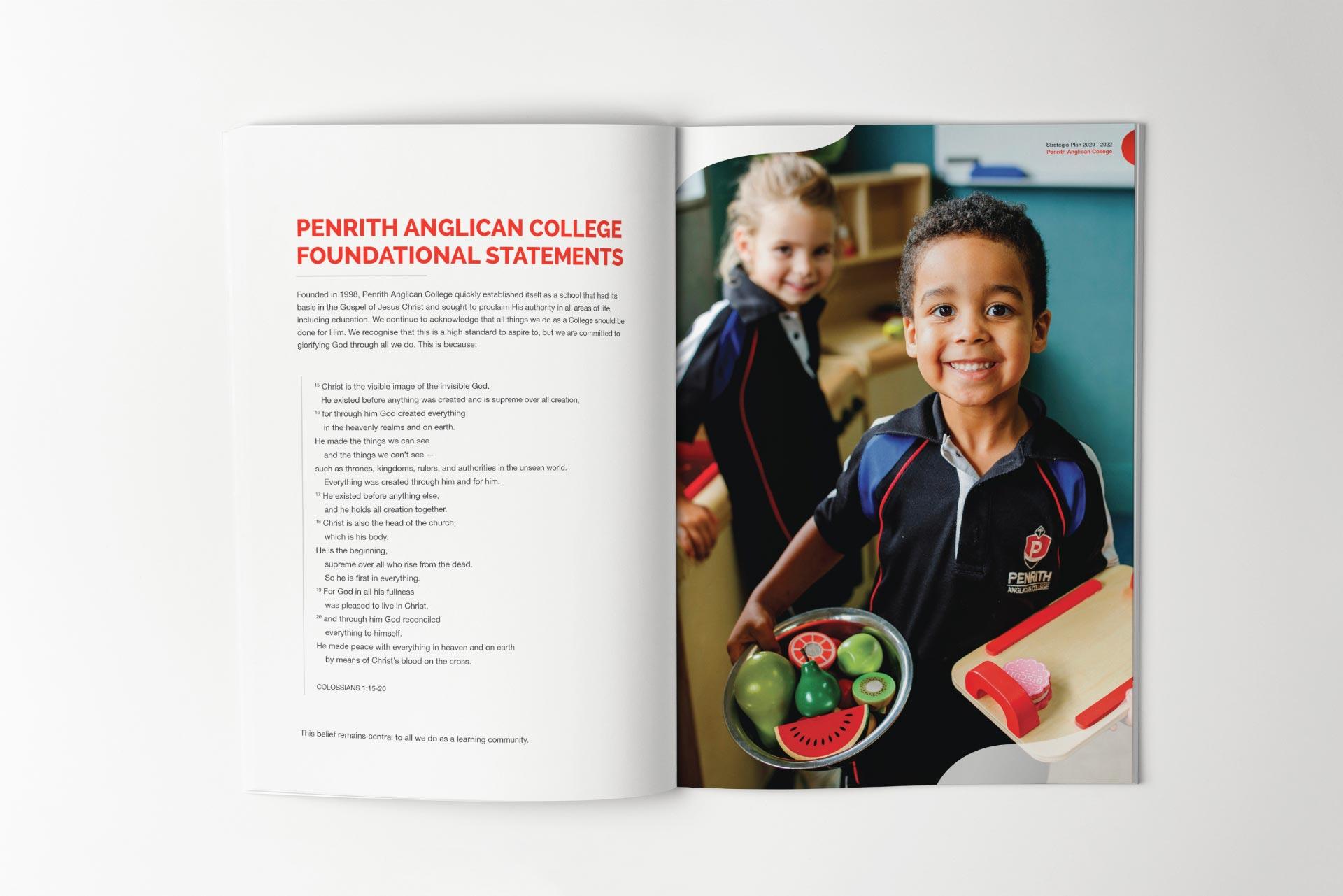 Penrith Anglican College annual report
