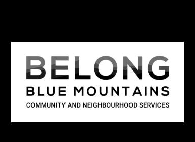 Belong Blue Mountains logo