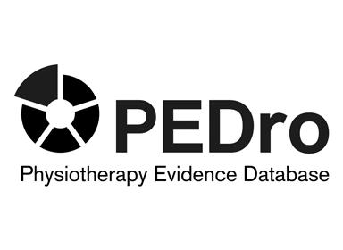 Physiotherapy Evidence Database logo